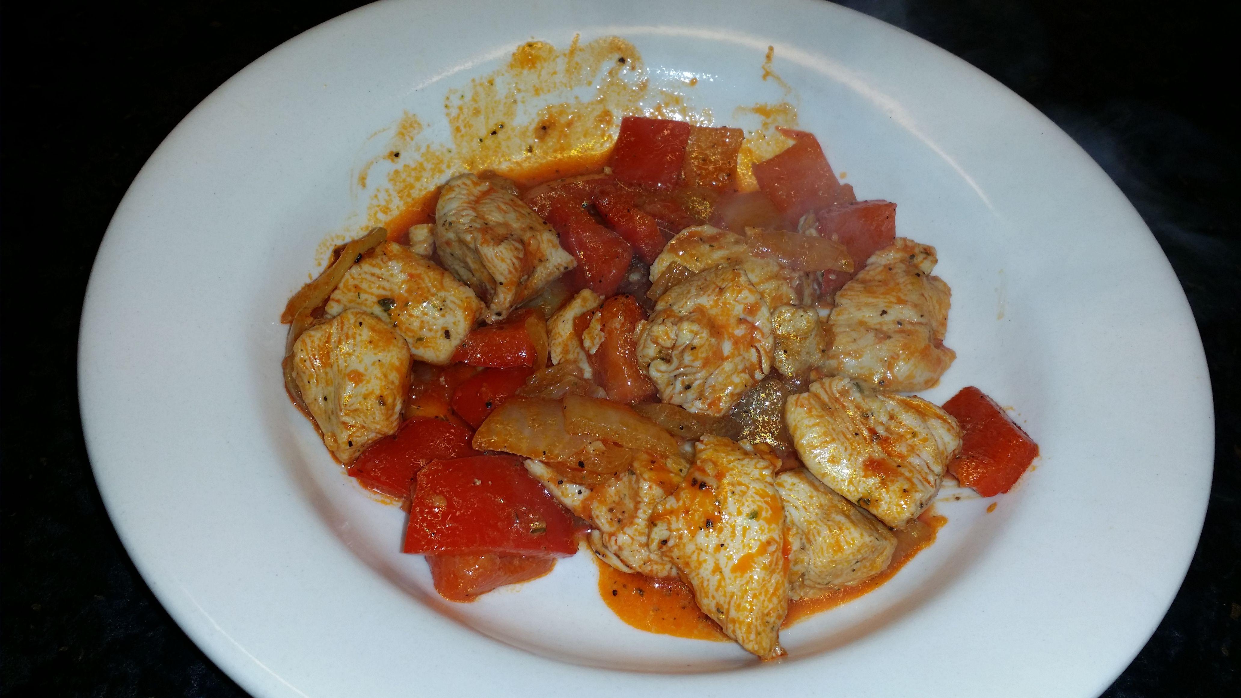 Kip piri piri, voor het volledige recept bezoek onze website!