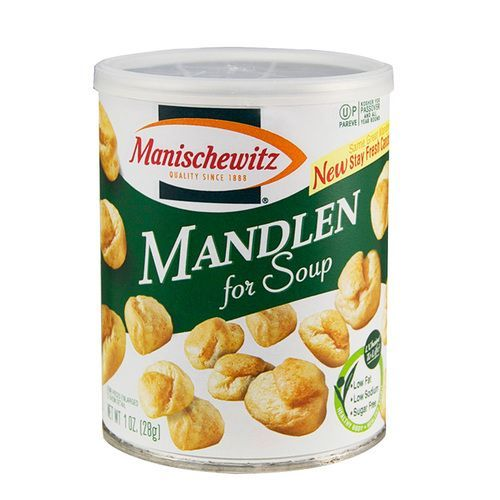 Manischewitz Mandlen for Soup (12x1 OZ)