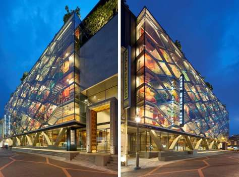 Indian Heritage Centre, Singapore, by Robert Greg Shand Architects