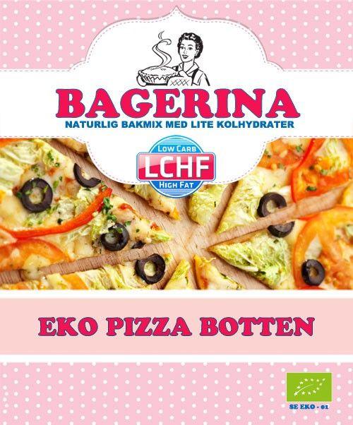 Pizzabotten 54,9 g, Bagerina