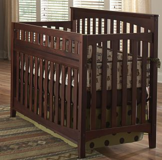 Baby S Dream Infinity Collection Classic Mission Style Made Of 100 Solid Radiatta Pine Cribs Unique Cribs Full Bed Frame