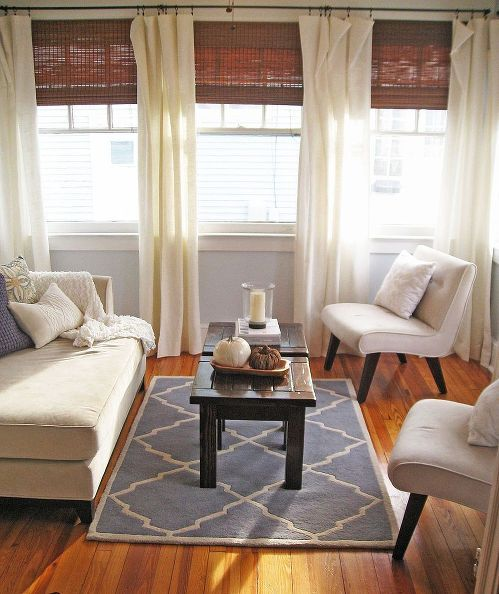 How To Make Pottery Barn Like Linen Curtains Home Decor Living Room Ideas