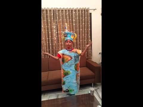 de436c1a5 Polluted River -Won best prize in fancy dress competition. - YouTube ...