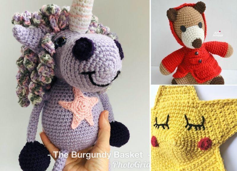 Сrocheted bear in overalls Bear Crochet plush toys teddy bear ... | 576x800