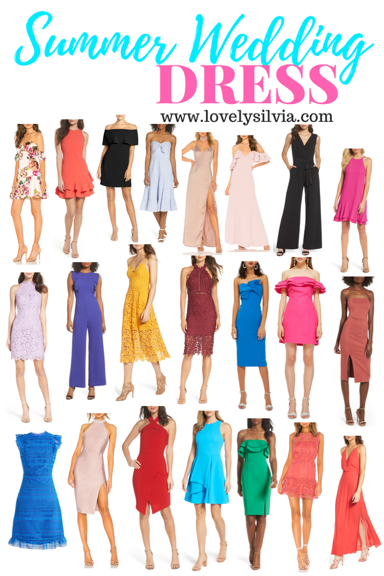 Guest of wedding dresses summer  Summer Wedding Dresses in   blogging  Pinterest  Semi formal