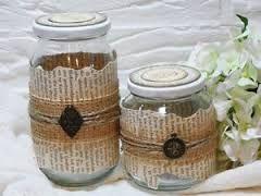 Bildergebnis f r marmeladengl ser dekorieren weihnachtskalender - Marmeladenglaser dekorieren ...