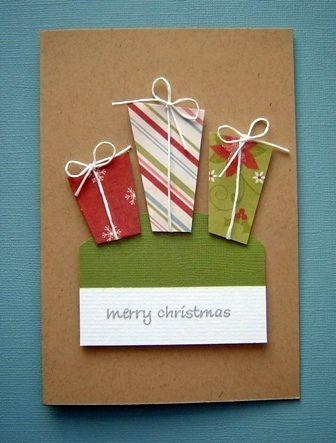simple christmas card ideas - Simple Christmas Cards