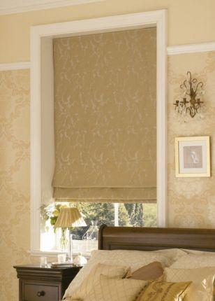 Jacinda Gold Roman Blind From 163 82 00 Living Room Blinds