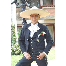 77734733678c7 Traje Charro Gala en Mercado Libre México