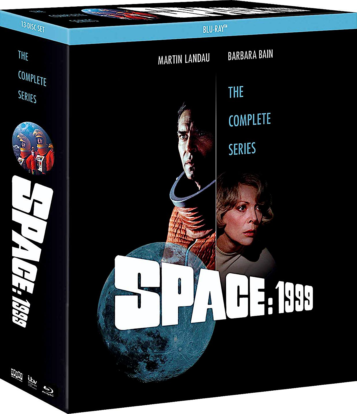 SPACE 1999 THE COMPLETE SERIES BLURAY BOX SET (SHOUT