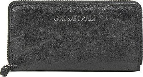 b381589ea7de3 PHILSOPHIE Geldbörsen Portemonnaies Börsen Brieftaschen Metallic 19x105x2  cm (B x H x T) Farbe