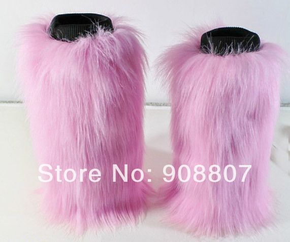 Etang-free-shipping-One-Pair-12-inches-Women-Pink-Soft-Cozy-Fuzzy-font-b-Faux-b.jpg (571×478)