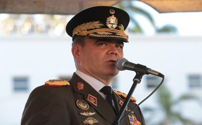 "G/J Vladimir Padrino López: ""Venezuela no ha invadido territorio colombiano"""