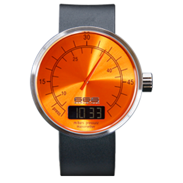 Buy your 666 Barcelona Under Pressure II Orange Watch from an authorised retailer with free worldwide delivery. February 2016 collection. Order online now!