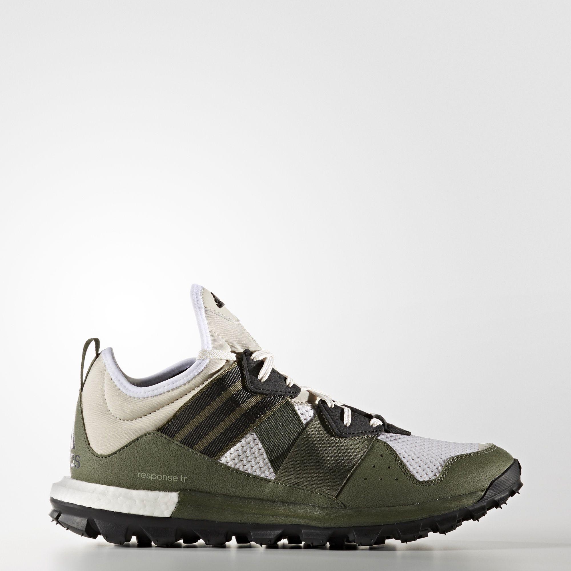 adidas | Response Boost Trail Zapatos Beige | adidas adidas US | Want aaa15e