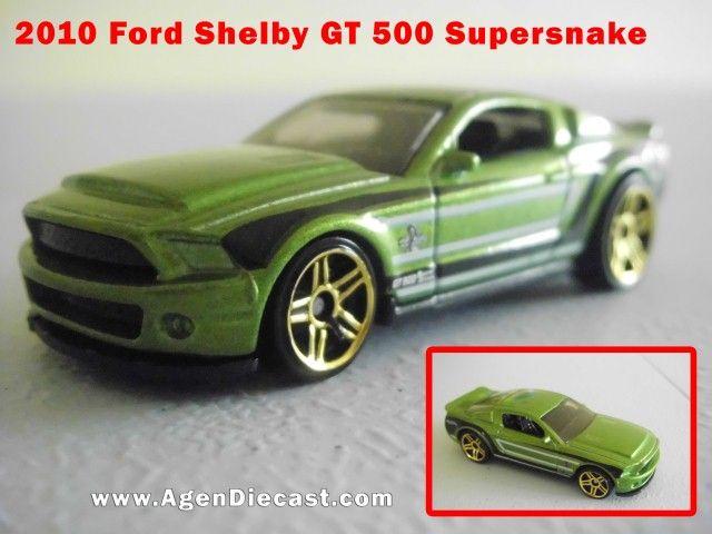 Jual Hotwheels Ford Gt  Supersnake