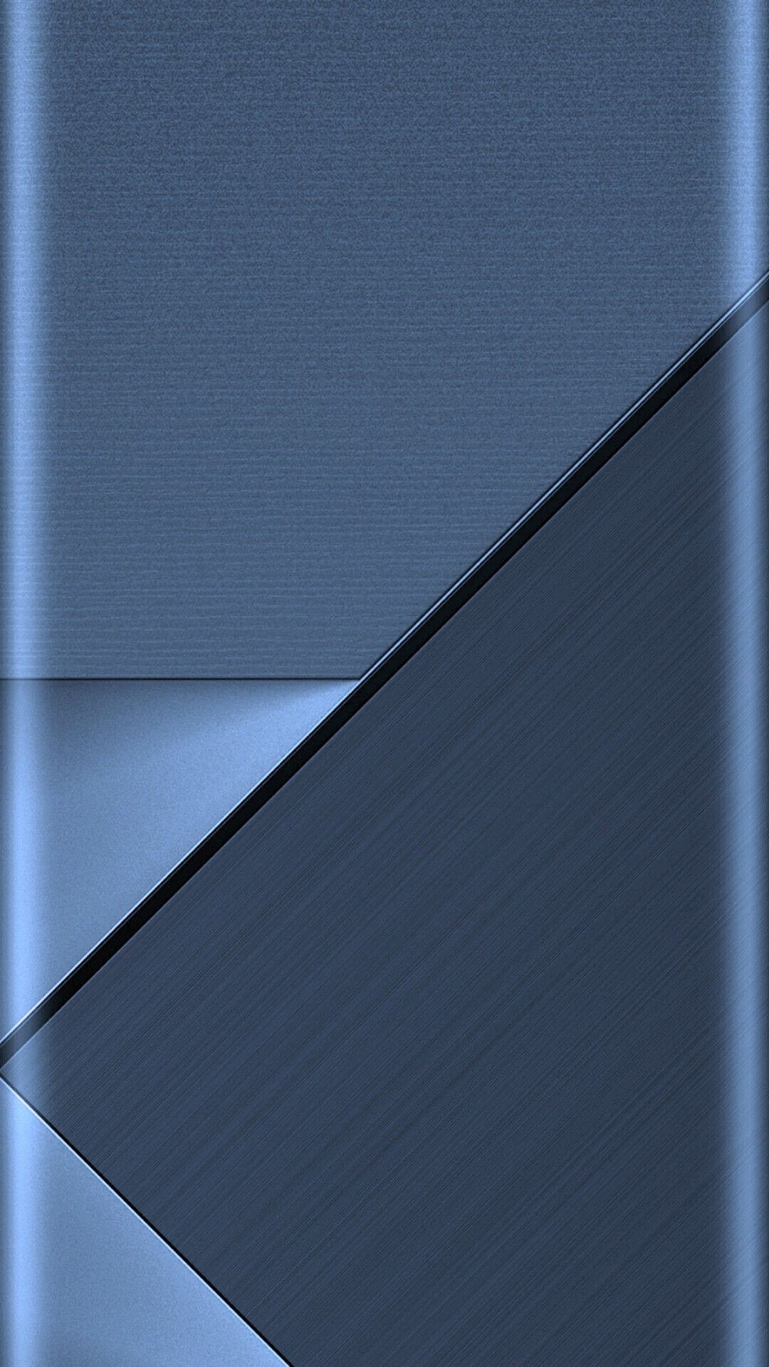 Blue Geometric Abstract Wallpaper Geometric abstract