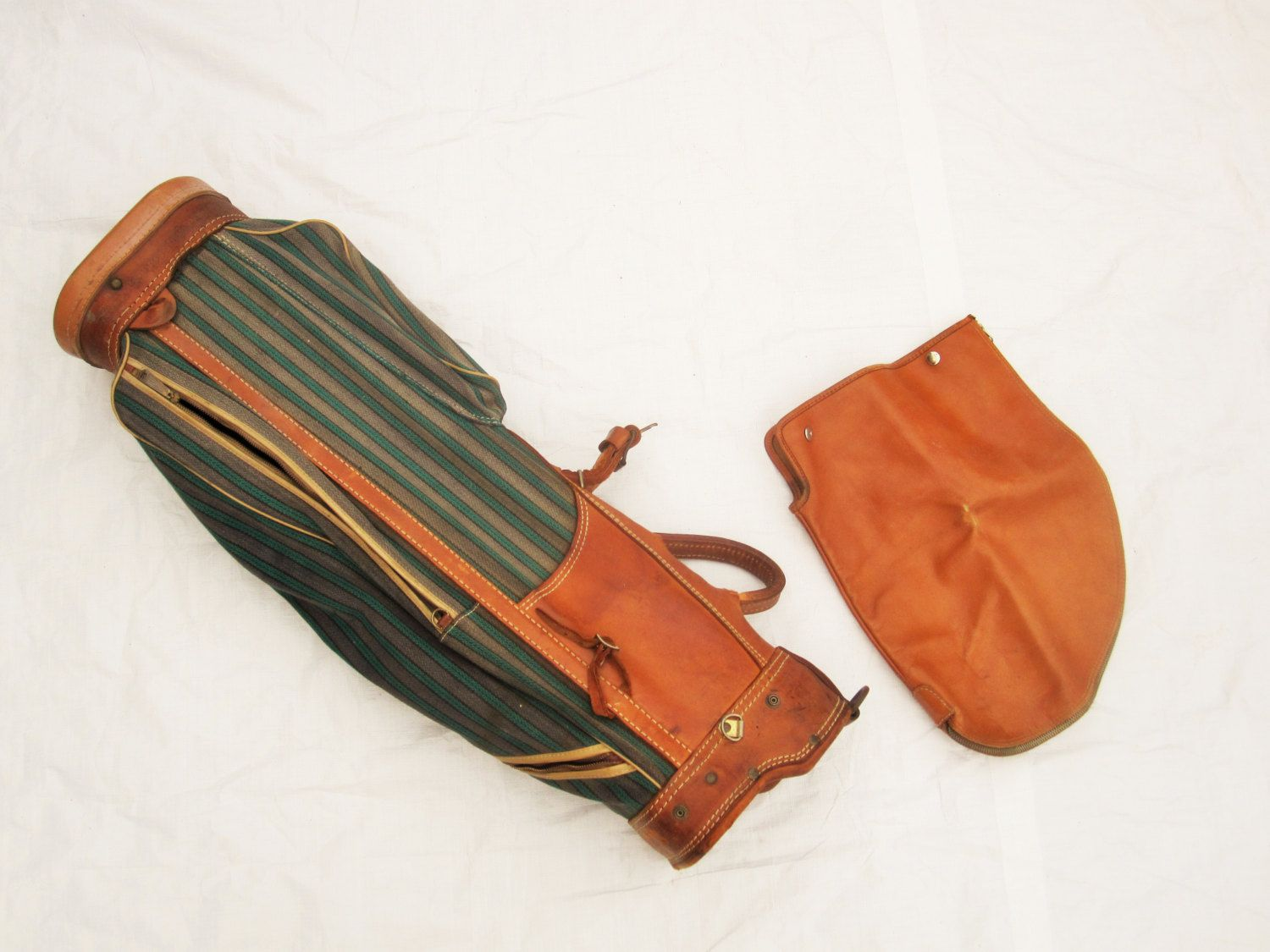 Your Place To Buy And Sell All Things Handmade Golf Bags Bags Vintage Golf