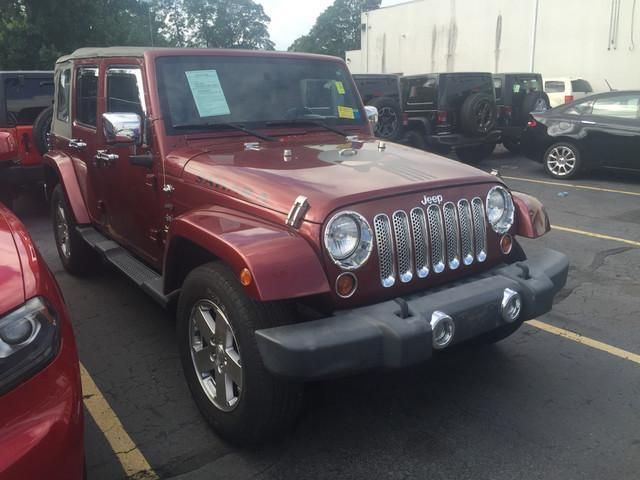 Atlantic Chrysler Jeep Dodge Ram >> Used 2008 Jeep Wrangler Unlimited Sahara 4door 17 885