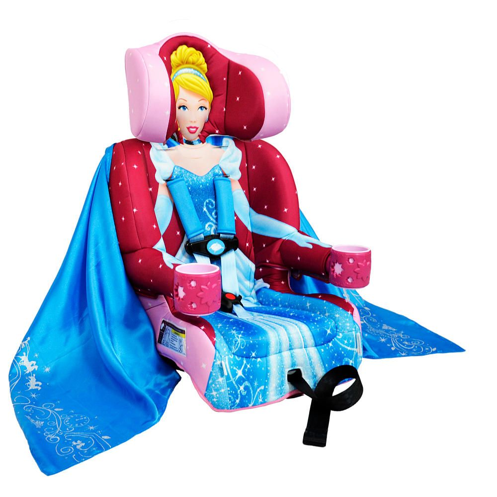 Cinderella Friendship Combination Booster Car Seat