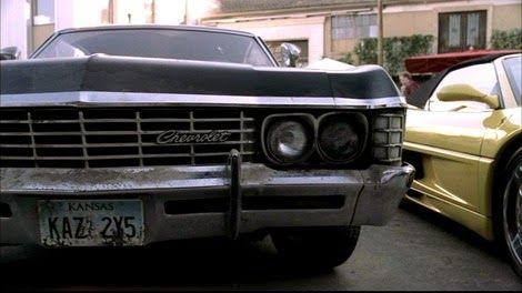 O Chevrolet Impala 1967 De Sobrenatural Chevrolet Impala Chevrolet Impala 1967 Impala