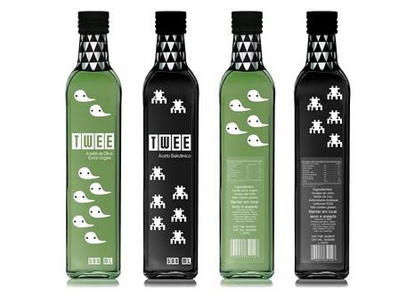 Twee Olive Oil #packaging