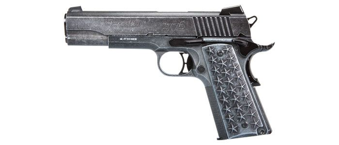 SIG SAUER Introduces the 1911 We The People BB Pistol | Sig Sauer