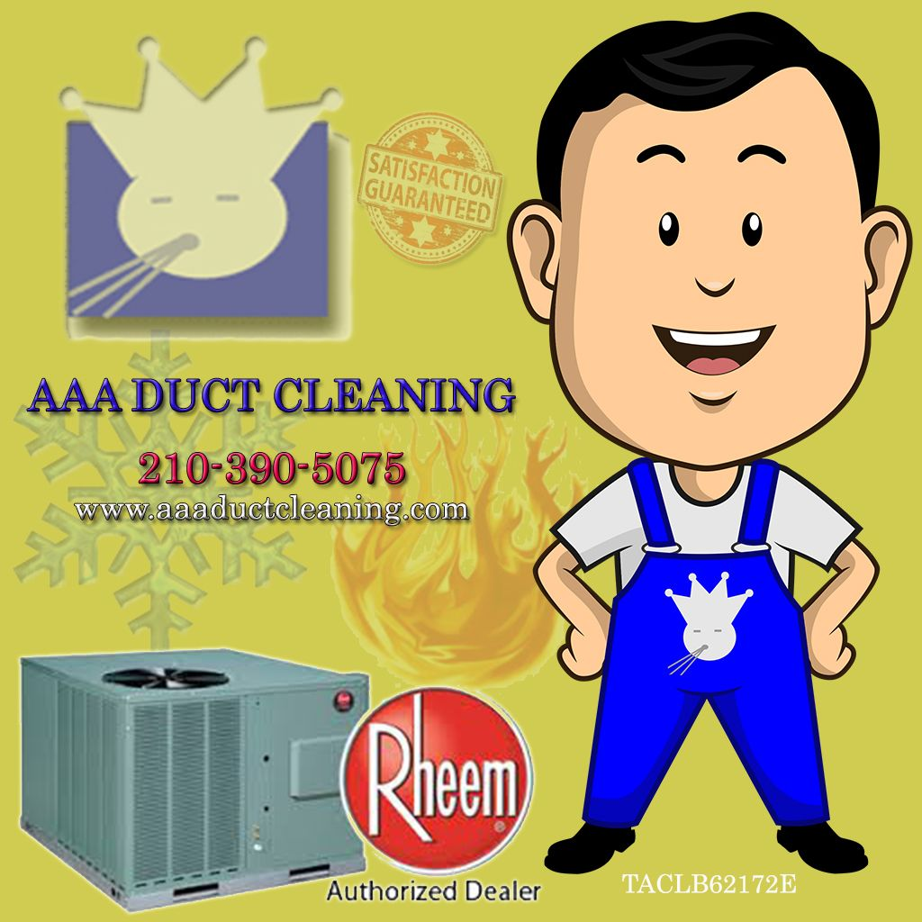 Pin by AAA DUCT CLEANING on Air Conditioning Repair San