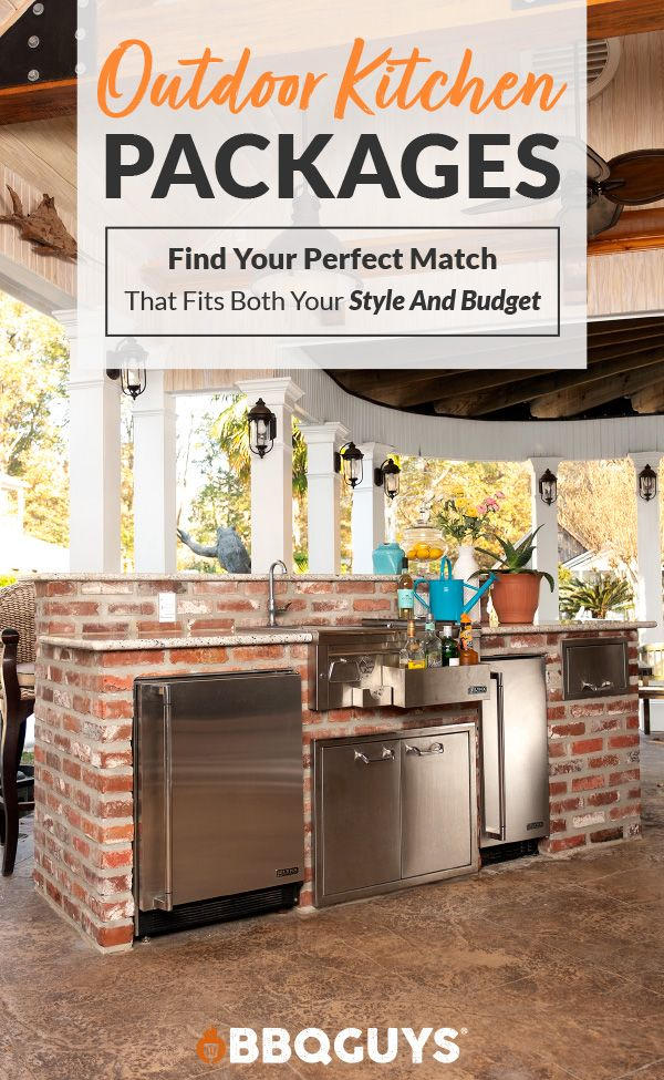 Find A Style That Matches Your Budget In 2020 Outdoor Kitchen Plans Outdoor Kitchen Island Lake House Kitchen