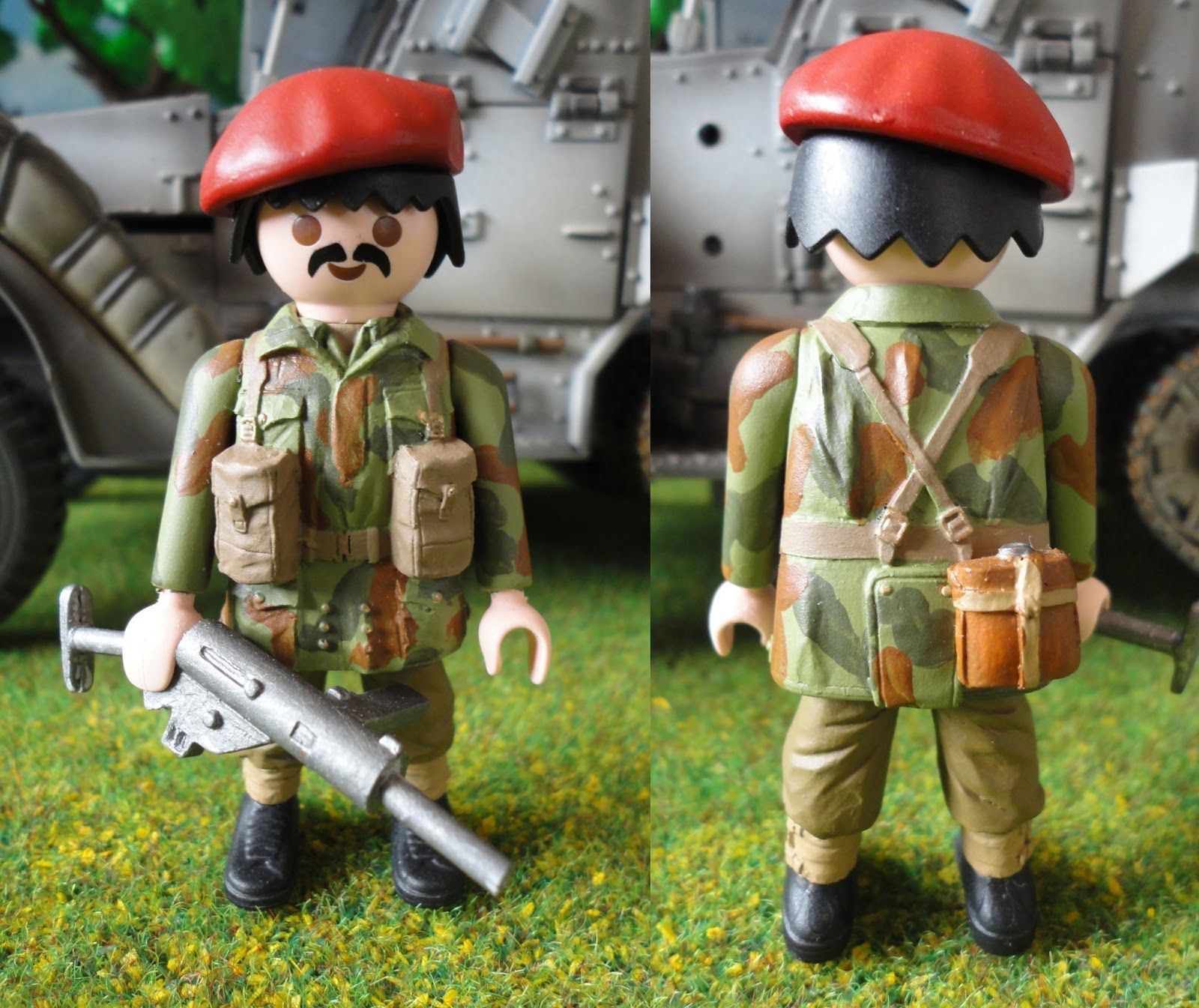 WW2 Playmobil | playmobils