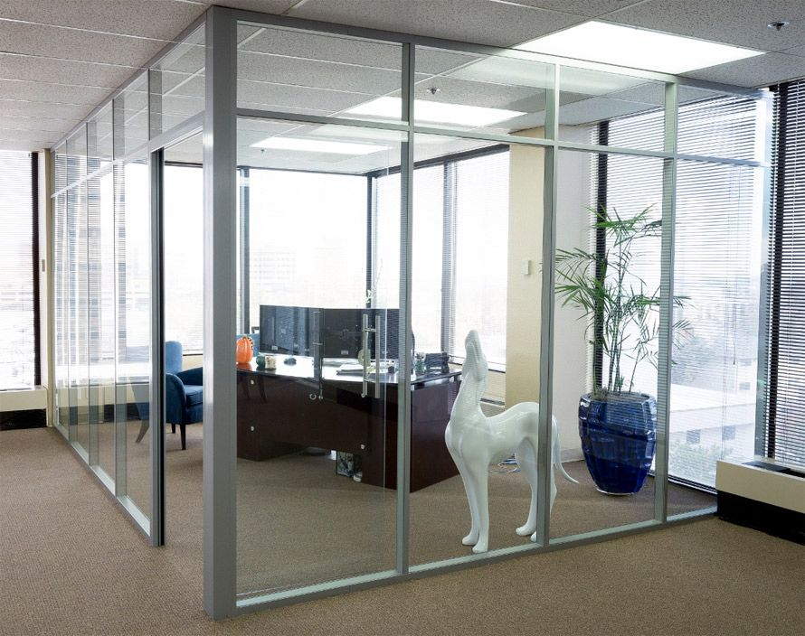 glass wall office. All Glass Wall Office. NxtWall View Demountable Walls. Sustainable - Removable Office