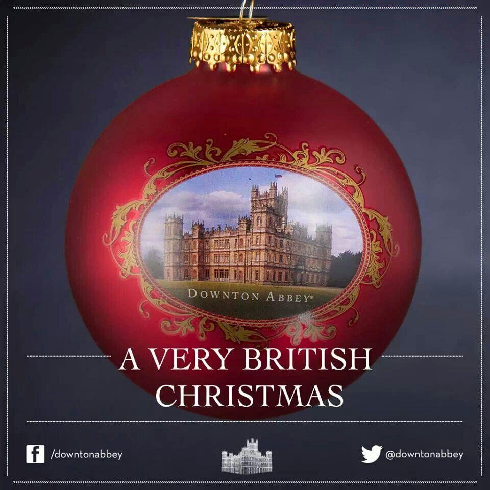 Downton Abbey Ornaments Downton Holiday Downton Abbey