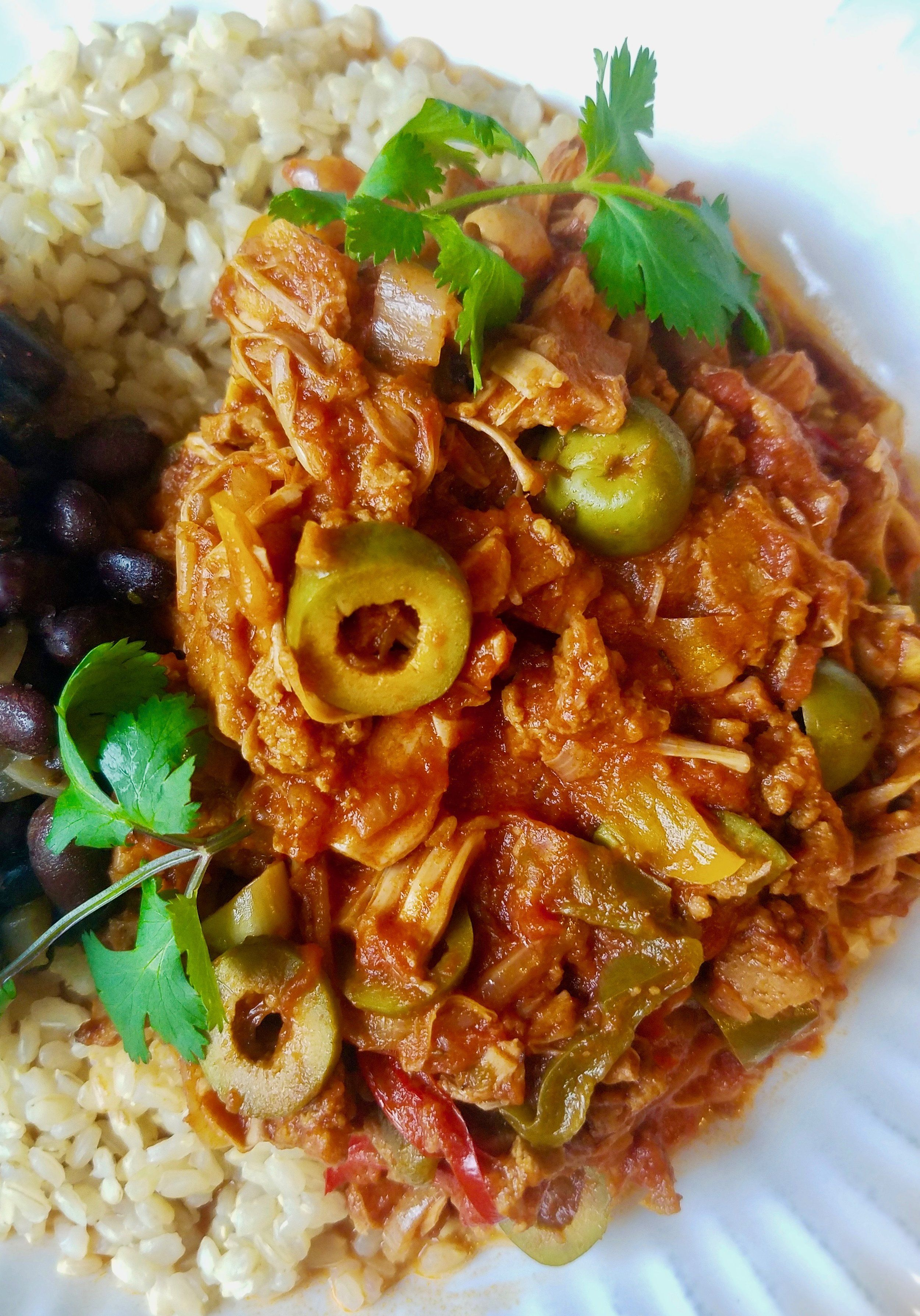Slow Cooker Vegan Ropa Vieja Ugly Vegan Kitchen Vegan