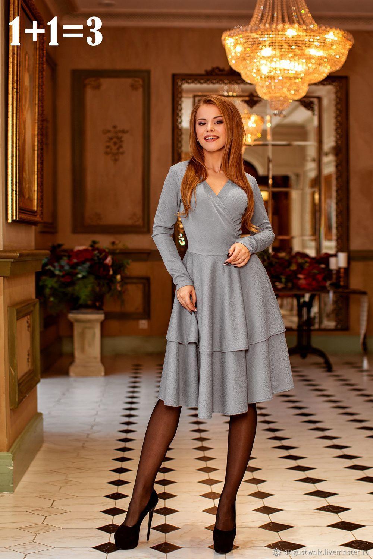 56167adba43 Платье в подарок ! Платье в миди длине