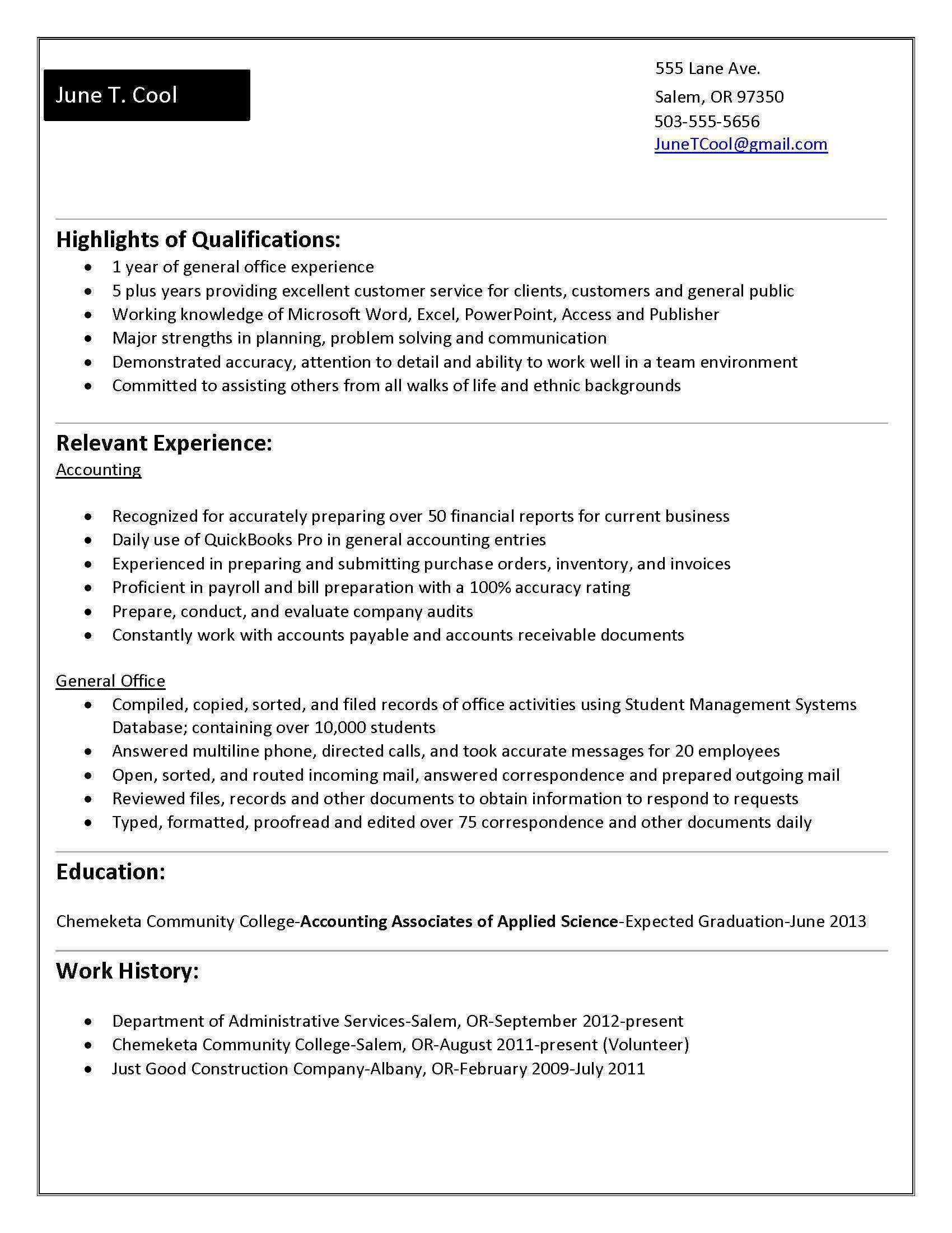 resume format for 5 years experience in accounting phd candidate cv template download best freshers customer relations specialist