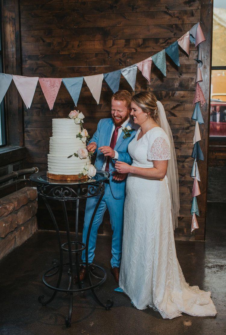 Ryan & Stephanie Wedding Day | Salt Lake Temple | Knot ...