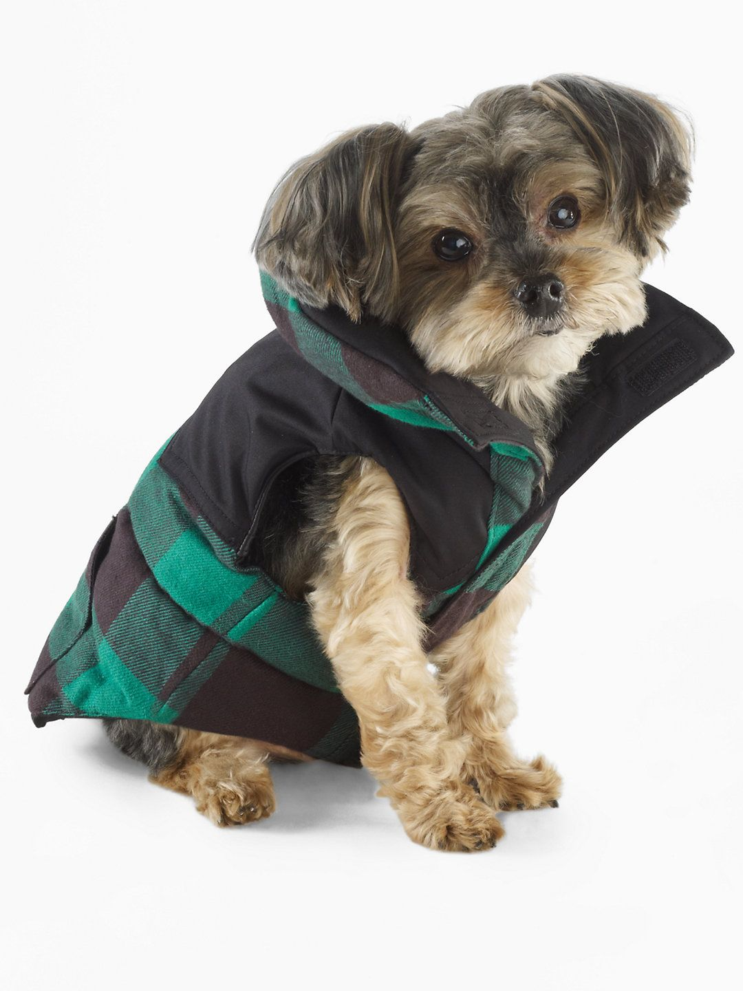 Have To Get This For Harry Reversible Plaid Dog Vest Ralphlauren
