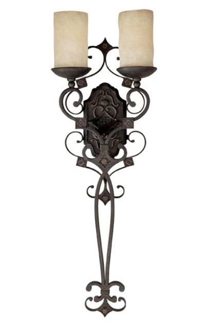 River Crest 2 Light Tall Wall Sconce In 2019 Lighting I