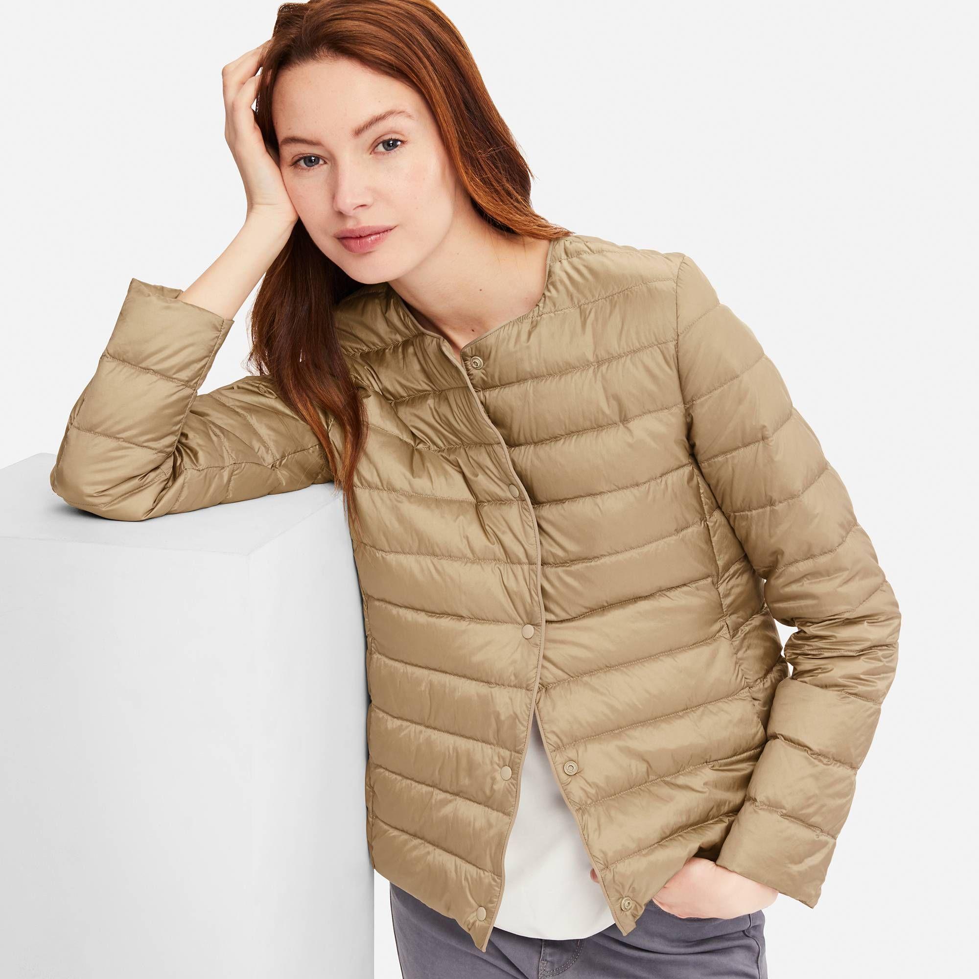 Women Ultra Light Down Compact Jacket Travel Jacket Women Jackets For Women Compact Jacket