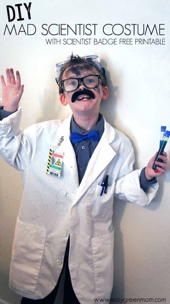 Mad Scientist - Halloween Costume Contest at Costume-Works.com ...