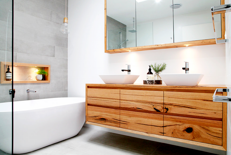 40 Rustic Bathroom Vanities Ideas Get Inspired With Perfect