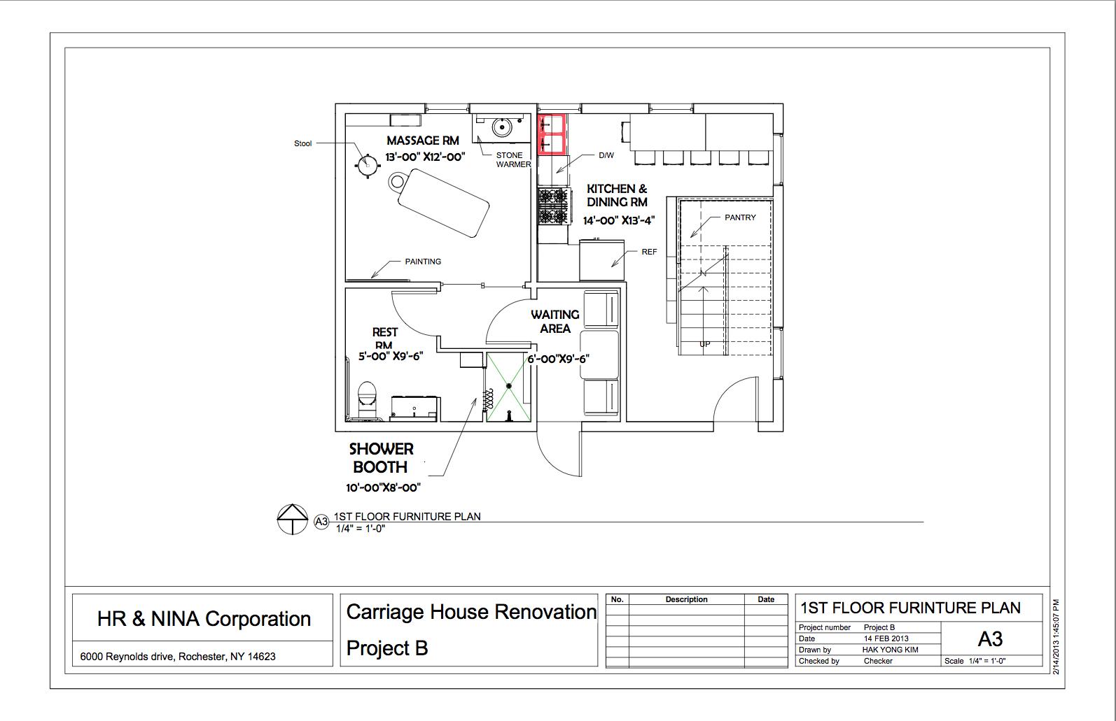 1st floor furniture layout plan portfolio revit pinterest 1st floor furniture layout plan