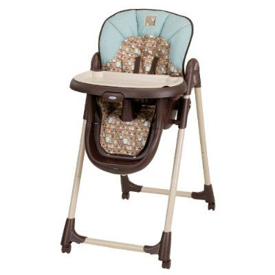Bon Graco Little Hoot High Chair