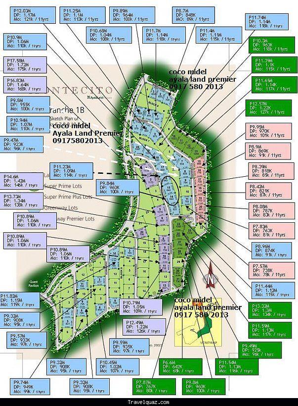 Cool Map Of Canlubang Map Plan Sketch How To Plan