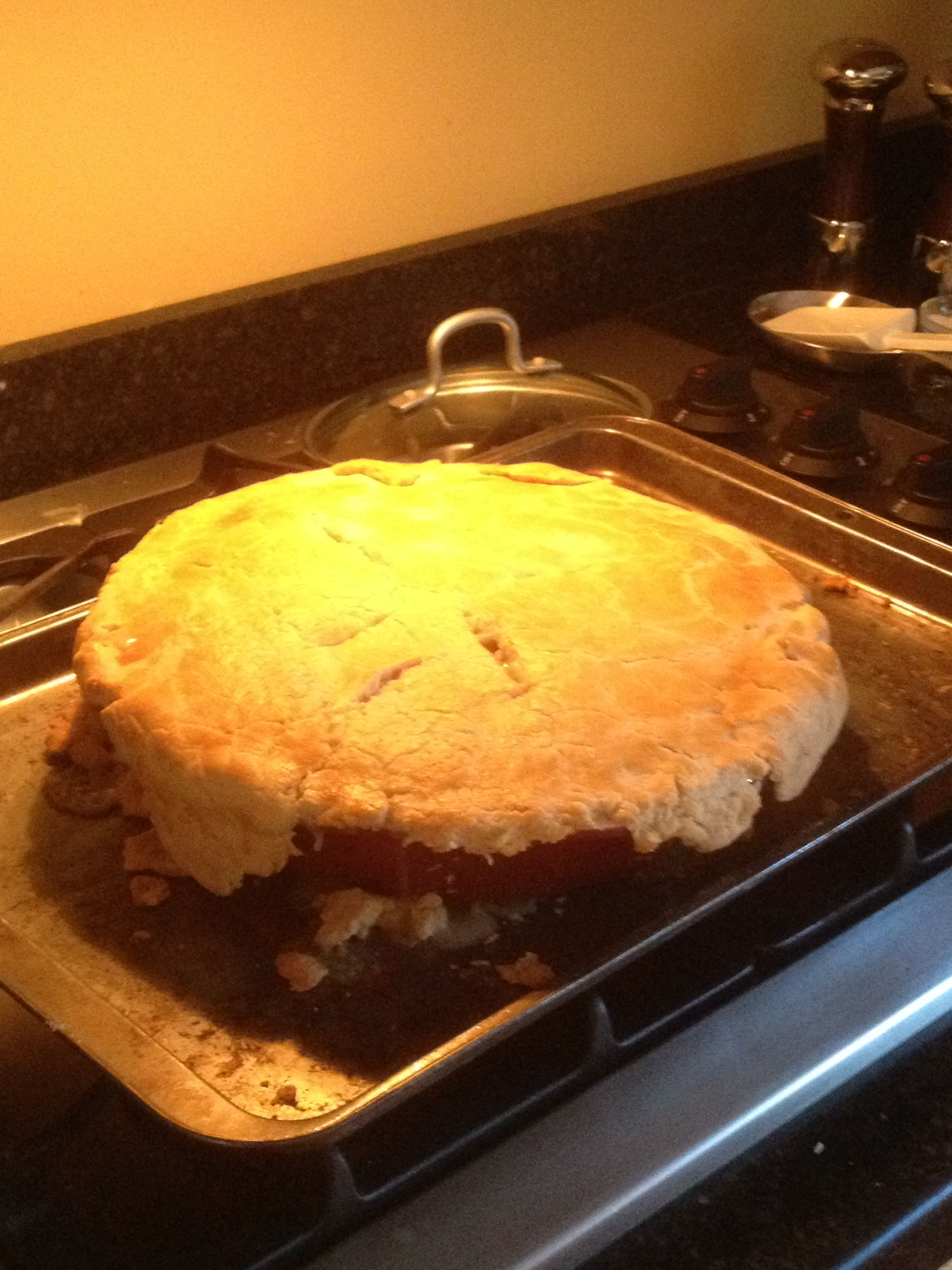 Ina Garten Chicken Pot Pies Recipe