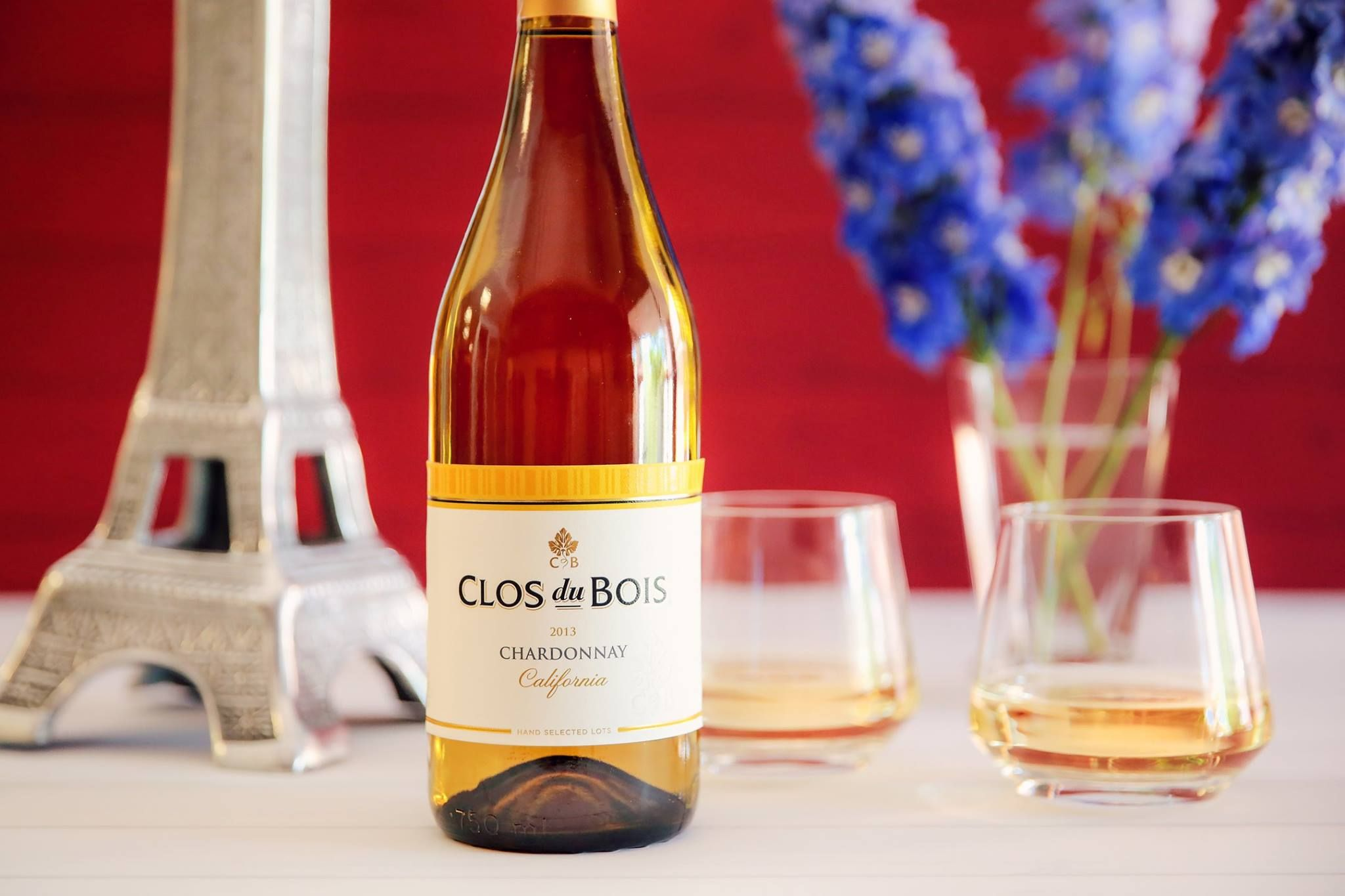 A Clos Toast To Our Fellow Red White And Blue Flag Waving Friends Across The Pond Which Clos Wine Will You Sip In Honor Of Bas Wine Bottle White Wine Wines