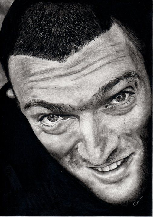 Vincent CASSEL by Sadness40