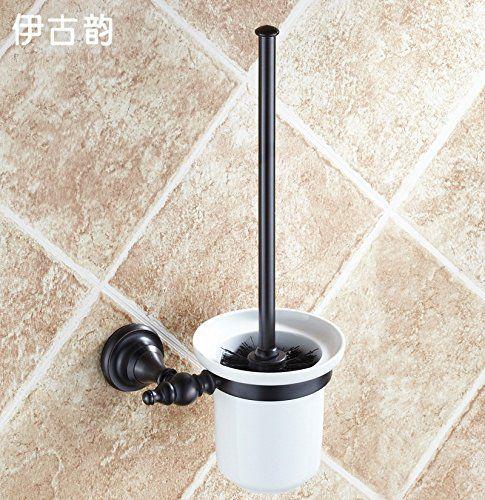 European Antique Black Bronze Copper Bathroom Toilet Brush Read More At The Image Link Toilet Brush Holders Toilet Brush Bathroom Holder