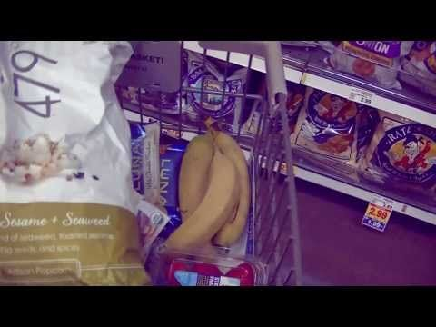 A Trip to the Grocery Story for Healthy / Healthier Snacks