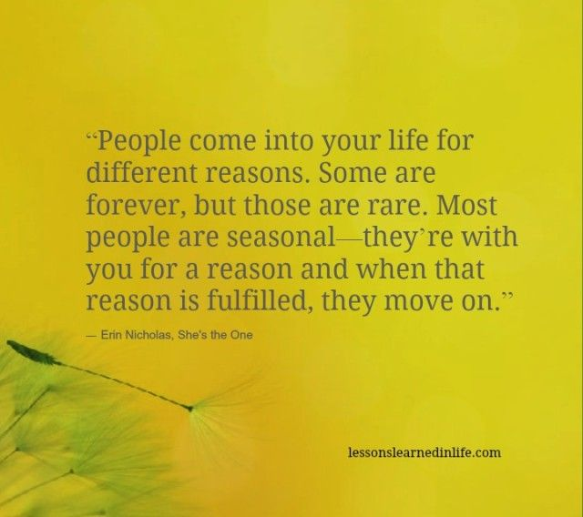 Discover And Share For A Reason Life Quotes About Coming Into Your People.  Explore Our Collection Of Motivational And Famous Quotes By Authors You  Know And ...